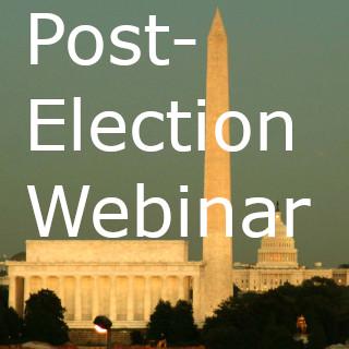 Post Election Webinar photo